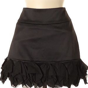 NWOT Express design studio black skirt